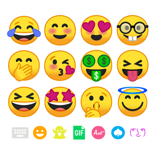 New Emoji for Android 8 Icon