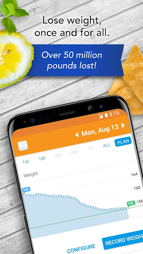 Lose It! - Calorie Counter screenshot