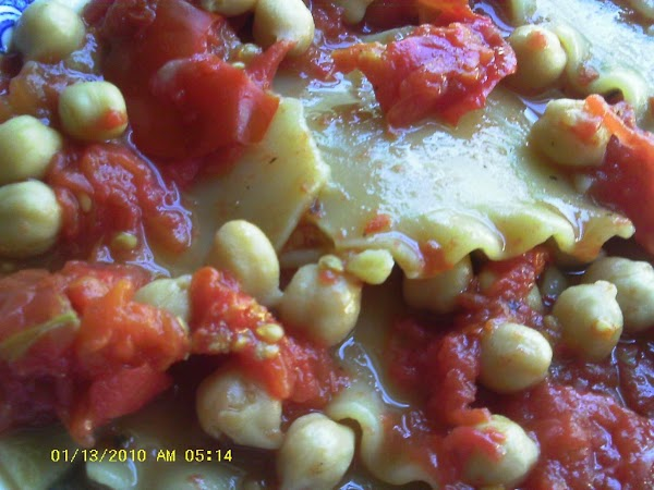 Lagane Recipe