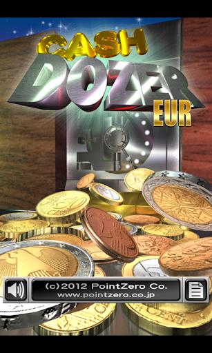 CASH DOZER EUR  screenshots 1
