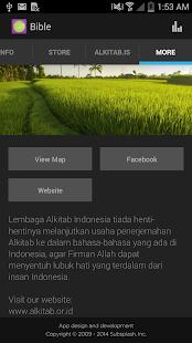 Lembaga Alkitab Indonesia - náhled