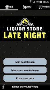 Liquor Store Late-Night: miniatuur van screenshot