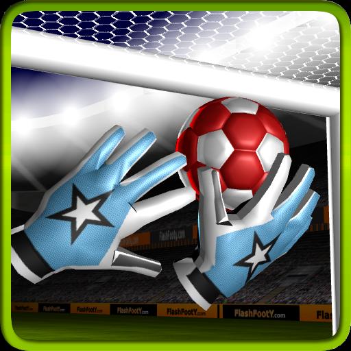 Goalkeeper Premier Soccer Game