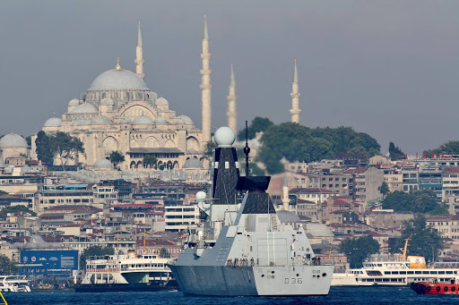 Turkey and Nato are no longer aligned, even if they won't admit it.