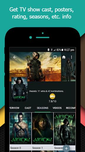 Movie-TV Show Guide (TMDb) 2.3 screenshots 4