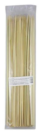Bamboo Skewer 25cm 100-pack