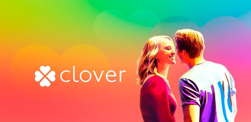 clover dating app login