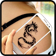 Camera Tattoos Effect apk