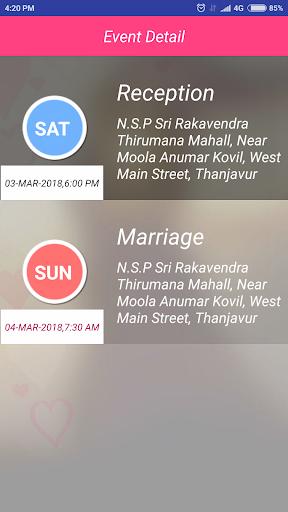 RVRS Invites 1 screenshots 2