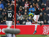Manchester United verloor nog in extremis op het veld van Sunderland