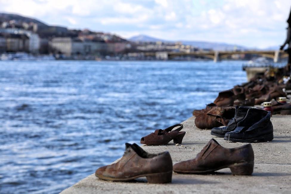 Pomnik Buty na brzegu Dunaju, Pomnik Pamięci Ofiar Holokaustu, Budapeszt