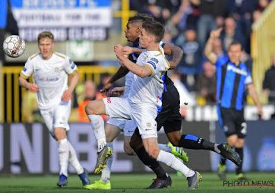Une petite erreur lors de Genk - FC Bruges ? Cela peut arriver !