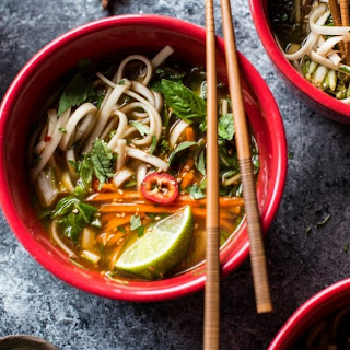 Chinese New Year Chicken Noodle Soup Recipe