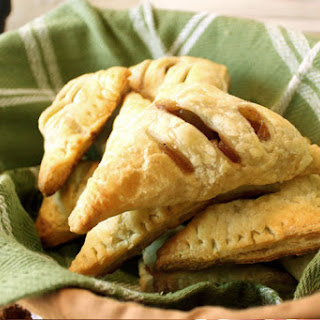 Chinese Five Spice Apple Turnovers