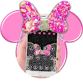 Pink Bow Minny Theme APK