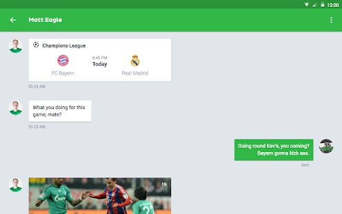 Onefootball - Pure Soccer! - screenshot thumbnail