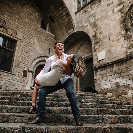 Wedding photographer Olga Lisova (OliaB). Photo of 12.10.2017