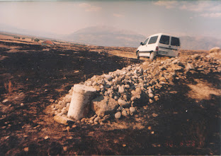 Photo: eski köy yolu