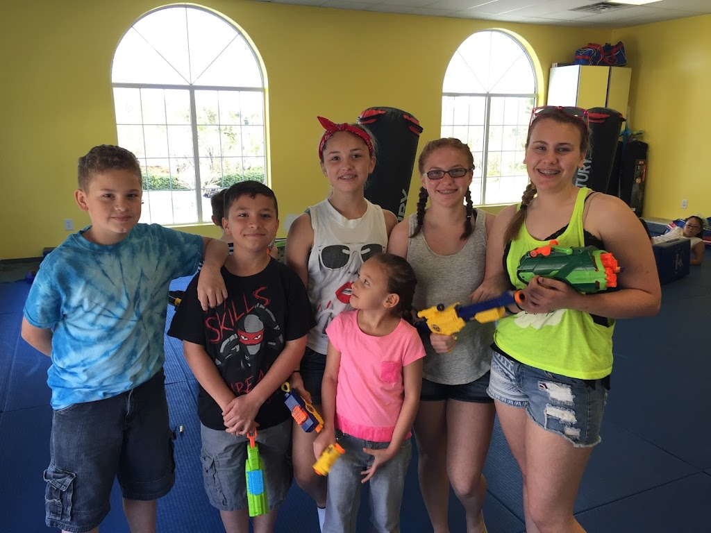Nerf war package at Super Kicks Karate Roanoke VA