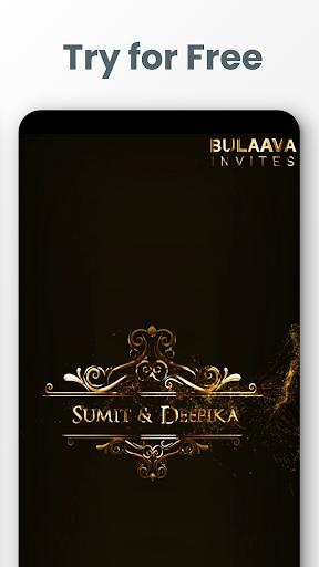 Wedding Invitation Videos - Bulaava 2.1.4 androidtablet.us 1