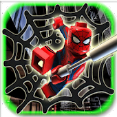 Spider Super Hero Game puzzle