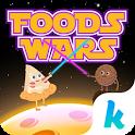 Foods Wars Emoji Keyboard icon