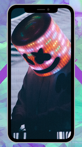 Marshmello Live Wallpapers Hd K