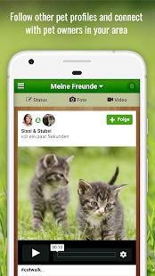 mypetnet - App for Pet Lovers - náhled