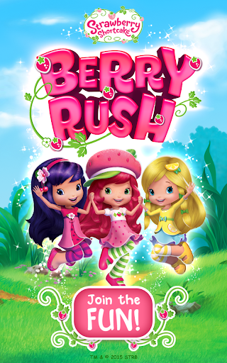 Strawberry Shortcake BerryRush  screenshots 1