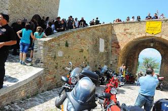 Photo: 12 giugno domenica - Raduno Aquile Millenarie - Fortezza Acquaviva