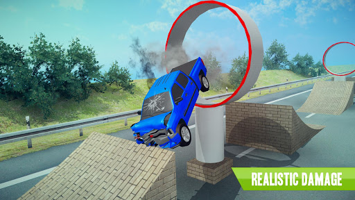 Car Crash Simulator: Beam Drive Accidents 1.4 screenshots 12