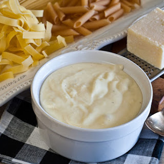 Rich and Creamy Homemade Alfredo Sauce