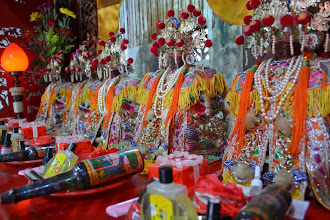 Photo: 5 concubines shrine