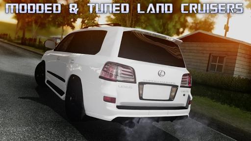 Land Cruiser Drift Simulator 2020 0.1 screenshots 1