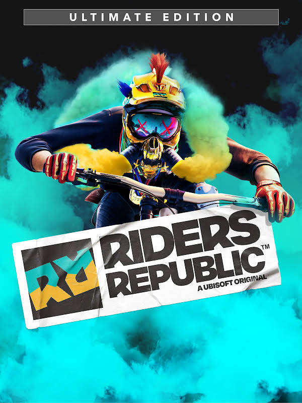 Obrázok na obale hry Riders Republic Ultimate Edition