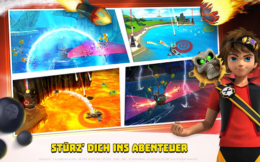 Zak Storm Super Pirate  Frei Ressourcen 1