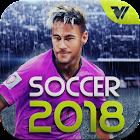 Jogo de futebol 2018 icon