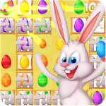 Easter Match 3: Chocolate Candy Egg Swipe King Icon