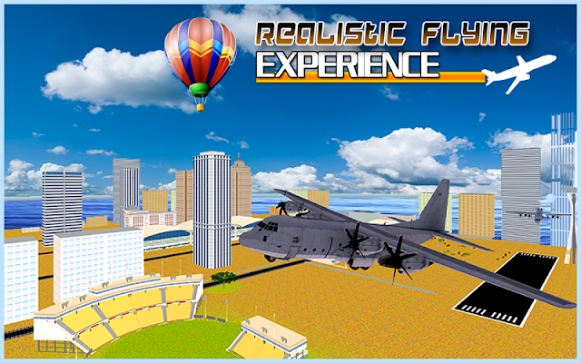 Cargo Plane : Heavy Machine - screenshot