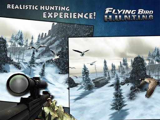 Flying Bird Hunting 玩冒險App免費 玩APPs