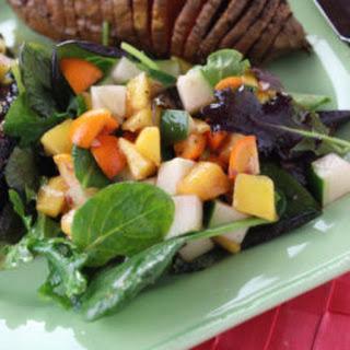 Green Salad With Mango Recipes