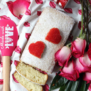 Rose Water Tea Cake.