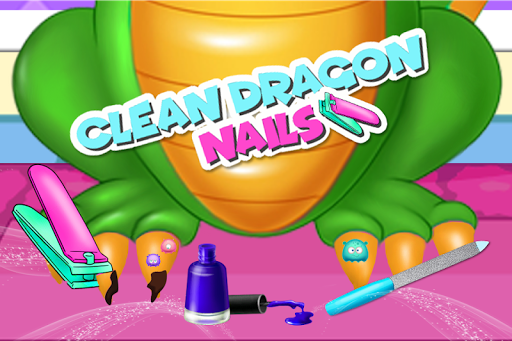 Dragon Cleanup Salon & Spa Game: Makeup & Makeover 1.0 screenshots 14