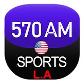 570 Am Radio Los Angeles App Android APK Download Free By Serappsvene