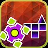 Happy Geometry Race: Dash Lite