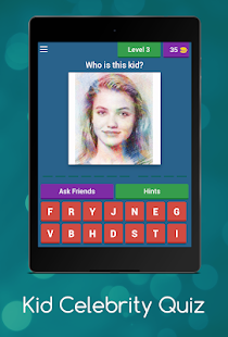 Download Kid Celebrity Quiz For PC Windows and Mac apk screenshot 14