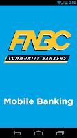 Screenshot of FNBC Key Mobile Banking
