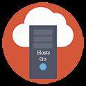 (No root) Hosts Go icon