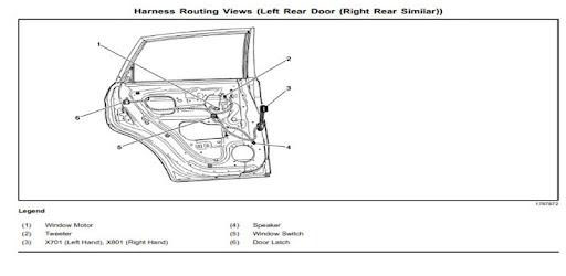 wiring diagram harnes complete