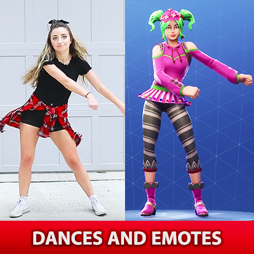 Battle Royale Dances and Emotes Icon